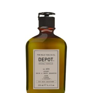 webshop hetsalon kalmthout DEPOT_606 SPORT HAIR & BODY SHAMPOO